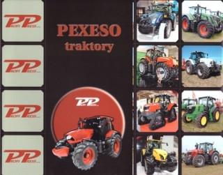 Pexeso - Traktory III (černé)