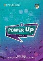 Power Up Level 6 Class Audio CDs (5)