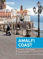 Moon Amalfi Coast (First Edition)