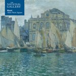 Adult Jigsaw Puzzle National Gallery: Monet The Museum at Le Havre