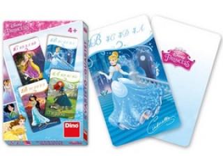 Karty kvarteto Krásné princezny
