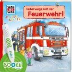 BOOKii - Was ist was Kindergarten - Komm mit zur Feuerwehr!