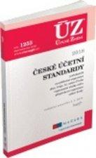 ÚZ 1253 České účetní standardy 2018