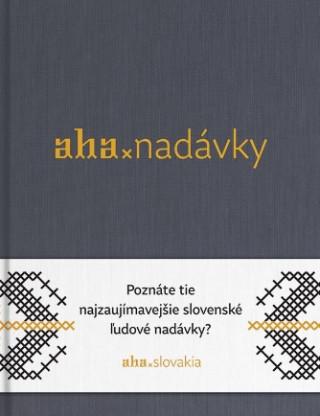 Aha - Nadávky