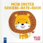 Mein erstes Schiebe-Rate-Buch Wilde Tiere