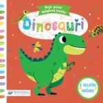 Moje první dotyková knížka Dinosauři