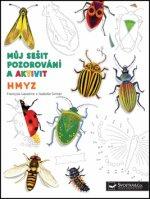 Hmyz Můj sešit pozorování a aktivit