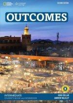 Outcomes B1.2/B2.1: Intermediate - Student's Book and Workbook (Combo Split Edition B) + Audio-CD + DVD-ROM