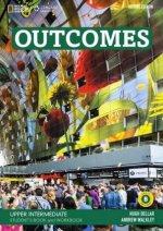 Outcomes B2.1/B2.2: Upper Intermediate - Student's Book and Workbook (Combo Split Edition B) + Audio-CD + DVD-ROM