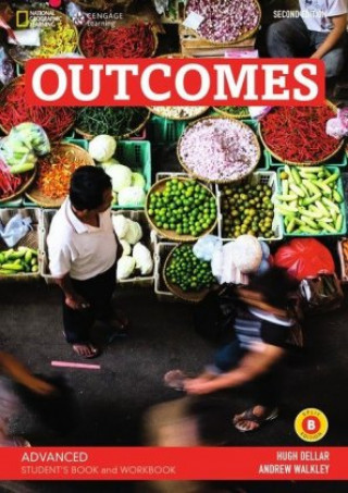 Outcomes C1.1/C1.2: Advanced - Student's Book and Workbook (Combo Split Edition B) + Audio-CD + DVD-ROM