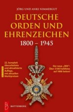 Deutsche Orden und Ehrenzeichen 1800 - 1945