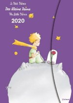 LITTLE PRINCE LARGE MAGNETO DIARY 2020