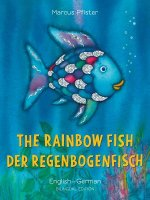 The Rainbow Fish/Bi: Libri - Eng/German PB