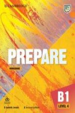 Prepare Level 4 Workbook with Audio Download