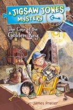 JIGSAW JONES GOLDEN KEY