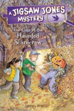 JIGSAW JONES HAUNTED SCARECROW