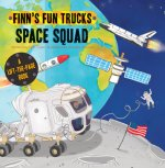 Space Squad: A Lift-The-Page Book