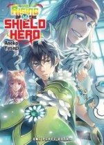 Rising Of The Shield Hero Volume 16: Light Novel