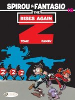 Spirou & Fantasio Vol.16: The Z Rises Again