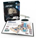 Star Trek The Next Generation: The U.S.S. Enterprise NCC-1701-D Illustrated Handbook Plus Collectible