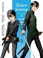 Kino's Journey: The Beautiful World Vol. 3
