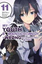My Youth Romantic Comedy is Wrong, As I Expected @ comic, Vol. 11 (manga)
