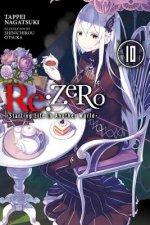 re:Zero Starting Life in Another World, Vol. 10 (light novel)