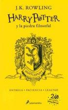 HUFFLEPUFF HARRY POTTER Y LA PIEDRA FILOSOFAL