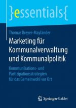 Marketing Fur Kommunalverwaltung Und Kommunalpolitik