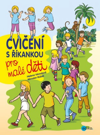 Cvičení s říkankou pro malé děti
