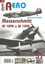 Messerschmitt Bf 109A a Bf 109B