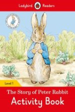 Tale of Peter Rabbit Activity Book- Ladybird Readers Level 1