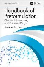 Handbook of Preformulation