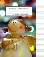 Music Notebook: Holiday Song Writing