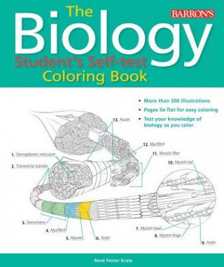 Biology Student's Self-Test Coloring Book