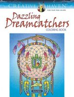 Creative Haven Dazzling Dreamcatchers Coloring Book