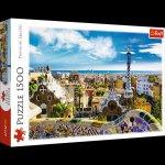 Puzzle Park Güell Barcelona 1500