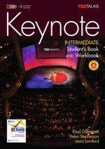 Keynote B1.2/B2.1: Intermediate - Student's Book and Workbook (Combo Split Edition A) + DVD-ROM
