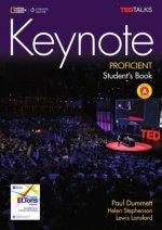 Keynote C2.1/C2.2: Proficient - Student's Book (Split Edition A) + DVD
