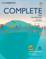 Complete Key for Schools. Workbook without answers with Audio Download