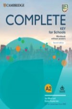 Complete Key for Schools Workbook without Answers with Audio Download