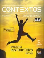 Contextos : Levels A1-A2: Tutor Manual: With Access Code to the Eleteca