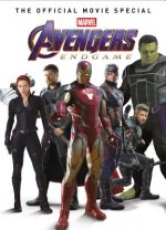 Marvel's Avengers Endgame: The Official Movie Special Book
