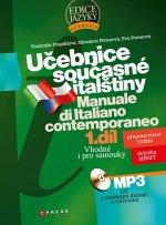 Učebnice současné italštiny 1. díl + CDMp3