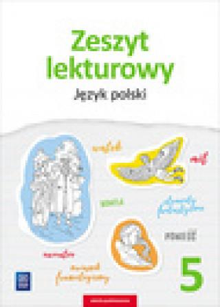 Zeszyt lekturowy Język polski 5