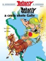 Asterix 5 Asterix Cesta okolo Galie