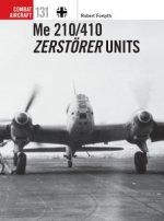 Me 210/410 Zerstoerer Units
