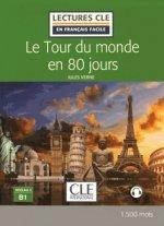 Le Tour du monde en 80 jours - Livre + audio online