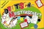 Deutsch Spielend Lernen: Deutsch-meisterschaft