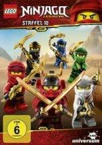 LEGO Ninjago. Staffel.10, 1 DVD